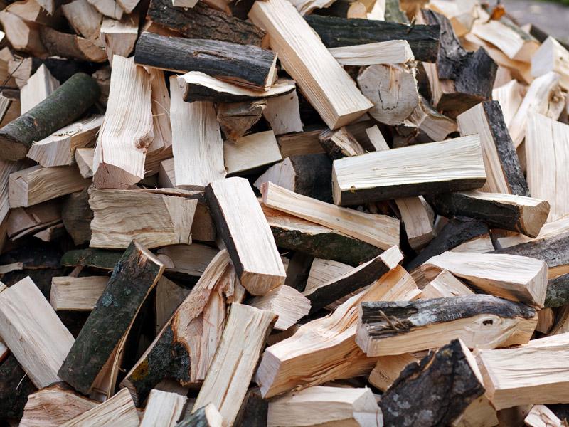 Legna da ardere for Tipi di riscaldamento